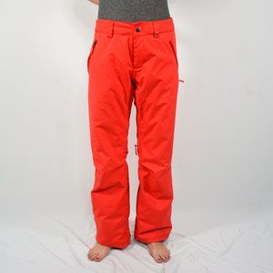 BURTON DryRide Red SOCIETY Winter Pants